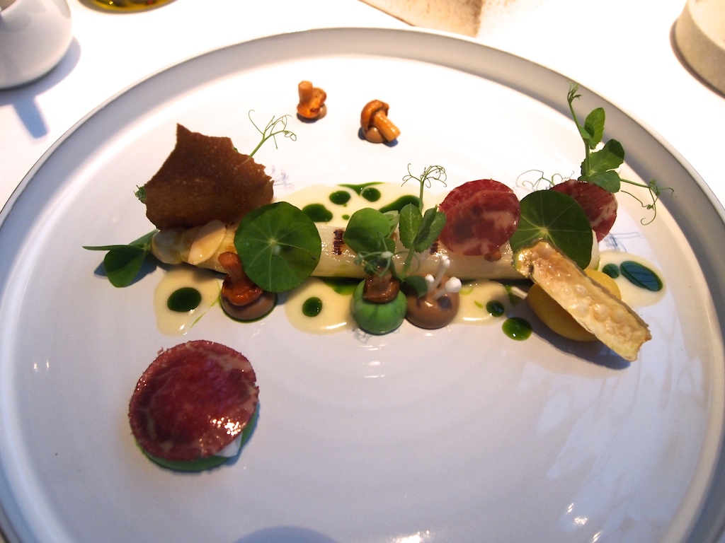 Restaurant Amador In Mannheim Germany 3 Michelins Stars Review By Elizabethonfood