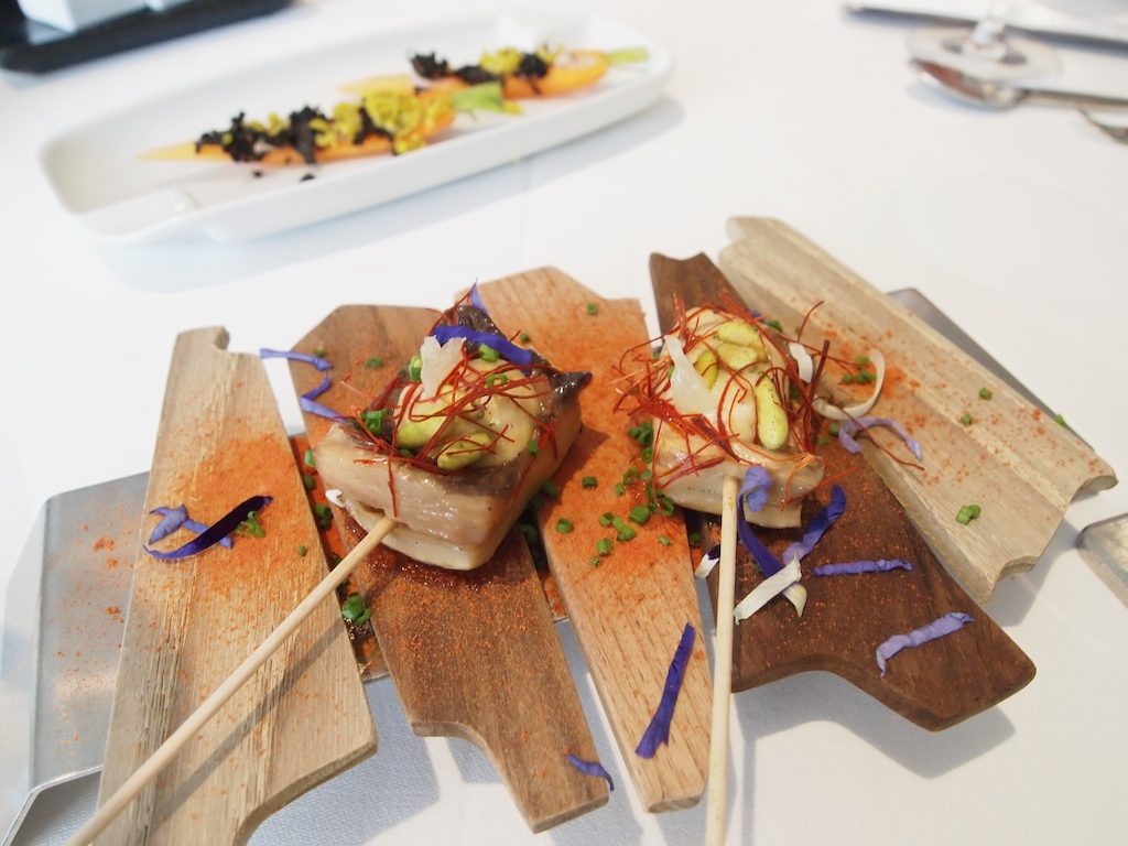 Arzak Restaurant San Sebastian Menu