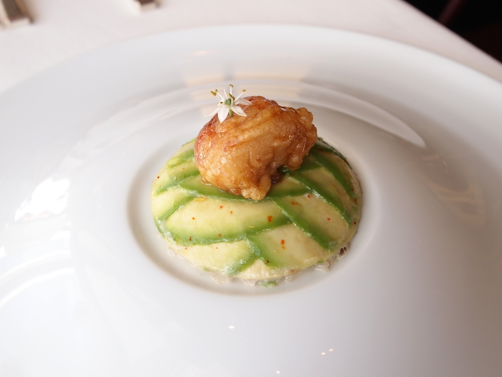 Bord'eau restaurant in Amsterdam - 2 Michelin stars (review by ...