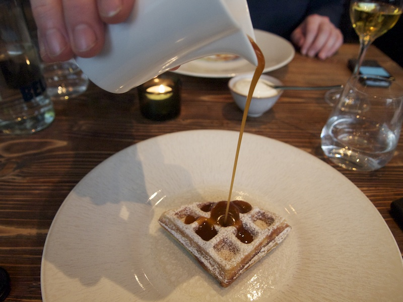 Dabbous in London (1 Michelin star) - review by ElizabethOnFood