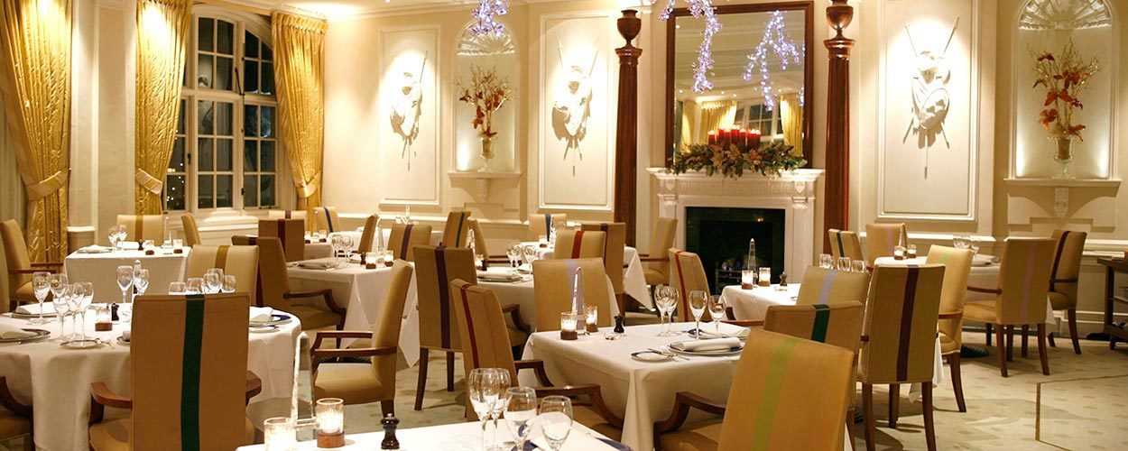The dining room at the goring hotel in london review by the dining room at the goring in london 1 michelin star sxxofo