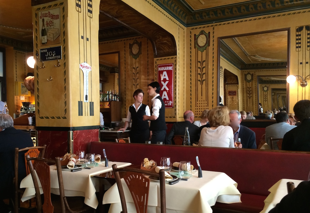 Le Moissonnier in Cologne - 2 Michelin stars (review by ElizabethOnFood)