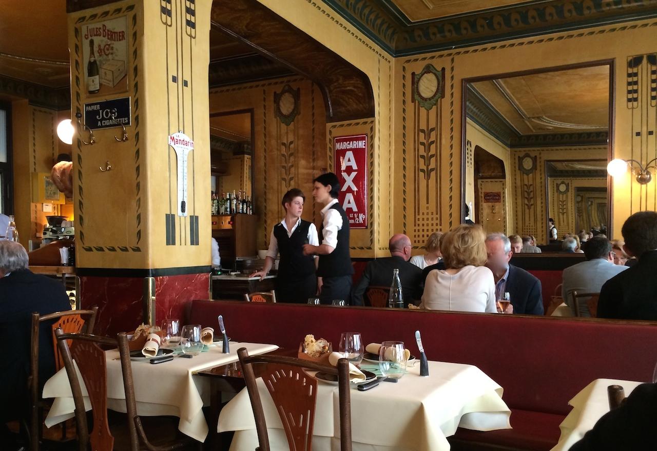 Ciel De Paris Franzosische Restaurant