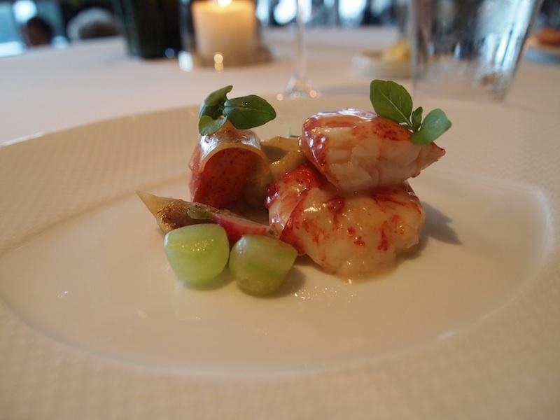 Lobster Tail Thomas Keller | Lobster House