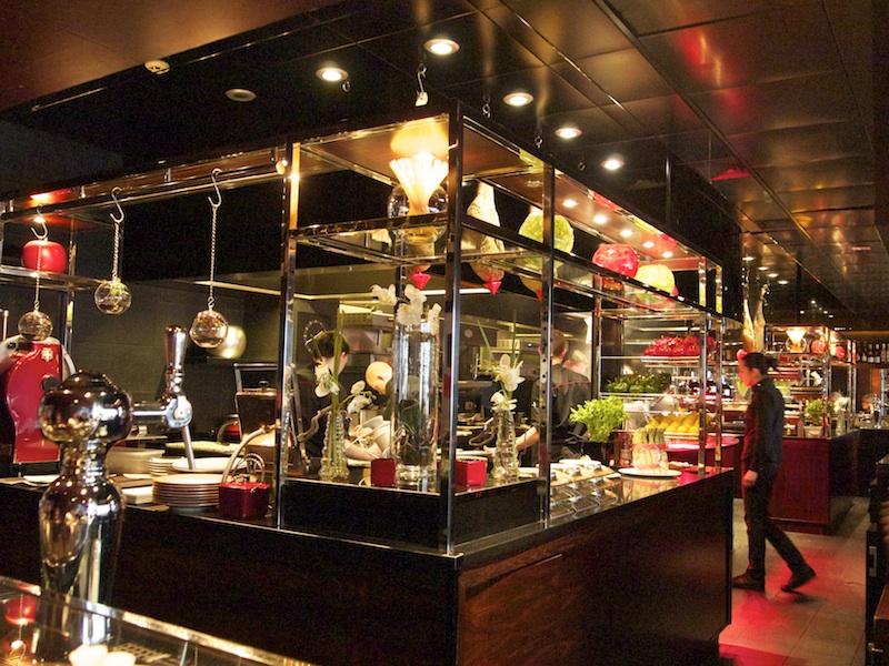 L 39 atelier joel robuchon saint germain paris 2 michelin - Atelier cuisine paris ...
