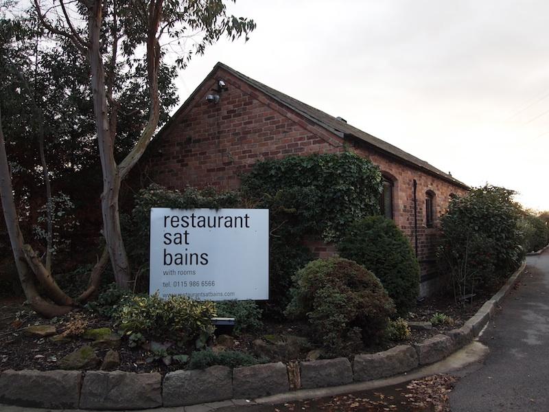 Restaurant sat bains in nottingham two michelin stars for S bains restaurant